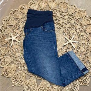 Maternity Capri jeans